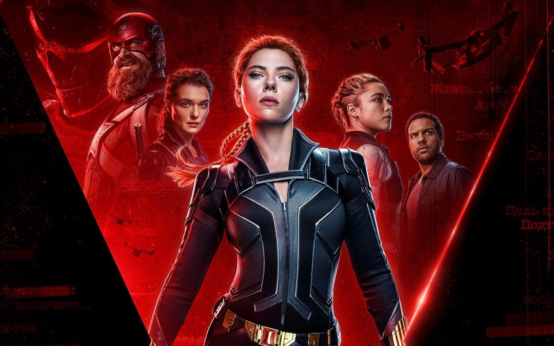 BLACK WIDOW (2021) VUELVE A RETRASARSE