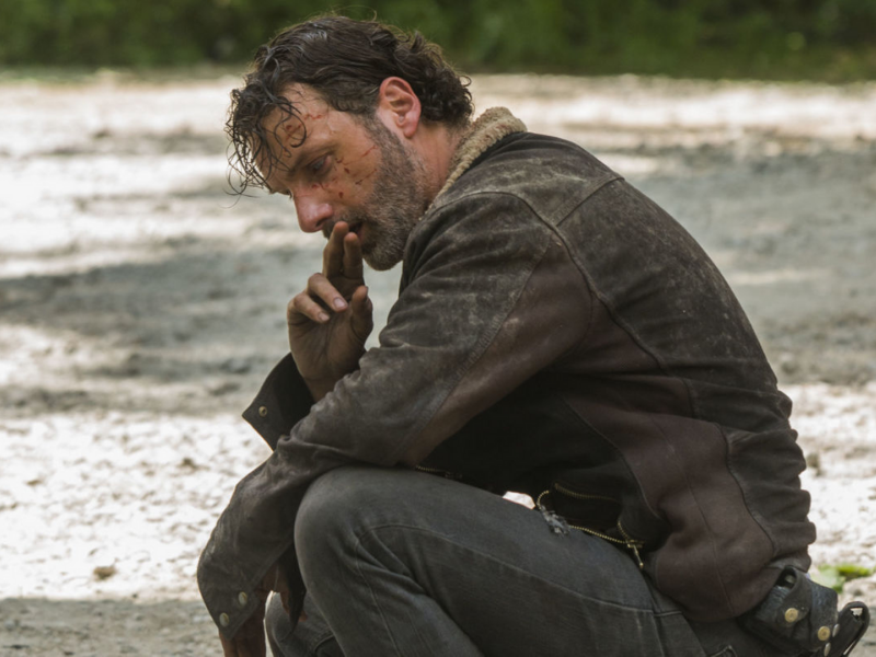 THE WALKING DEAD - TEMPORADA 7 - EPISODIO 1 - THE DAY WILL COME WHEN YOU WON´T BE