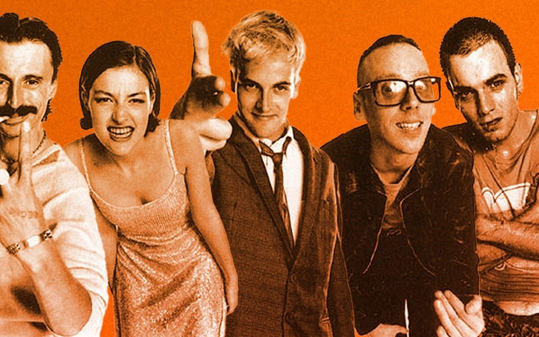 25 AÑOS DE TRAINSPOTTING: DROGAS Y ROCK AND ROLL