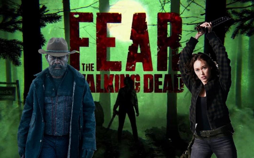 FEAR THE WALKING DEAD – LA SERIE QUE VOLVIÓ DE LA MUERTE